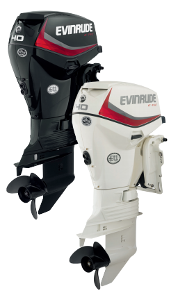 Evinrude-E40