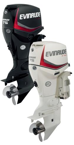 Evinrude-E75